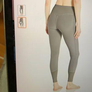 Alo Yoga High Waisted Lounge Legging - Sueded Grey